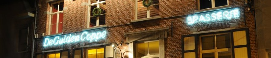 Brasserie in Hoogstraten - De Gulden Coppe